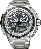 [シチズン]CITIZEN 腕時計 PROMASTER プロマスター Eco-Drive エコ・ドライブ 1/1000秒クロノグラフモデル PMT65-2251 メンズ
