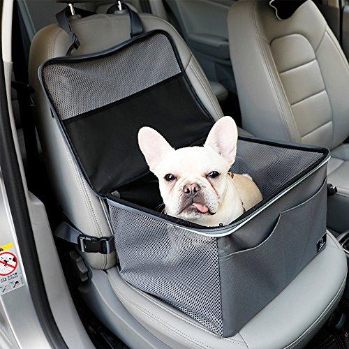 petsfit  ペットドライブボックス  ペット用シートカバー  ドライブボックス キャリーバッグ 車用ペットシート カー用品 車載カバー 助手席用 滑り止め 車載用