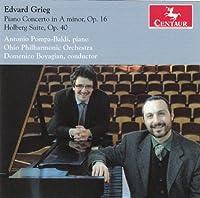 Piano Concerto in a Minor Op. 16/Holberg Suite Op.