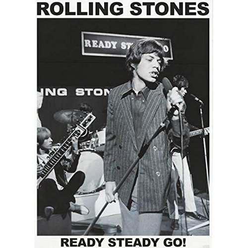 ROLLING STONES - Ready Steady Go/ ポスター/ 【公式 / オフィシャル】 ROLLING STONES / JAMSHOPPING