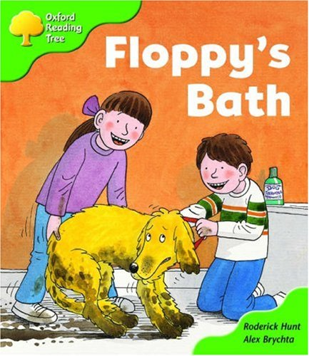 Oxford Reading Tree: Stage 2: More Storybooks A: Floppy's Bathの詳細を見る