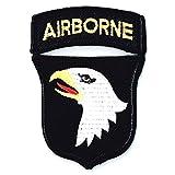 アメリカ軍 ミリタリーワッペン 米陸軍 スクリーミングイーグル
