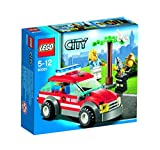 レゴ (LEGO) シティ ファイヤーパトロールカー 60001