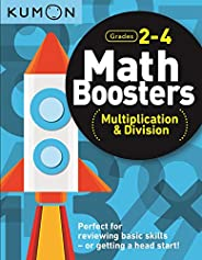Math Boosters: Multiplication & Division (Grades