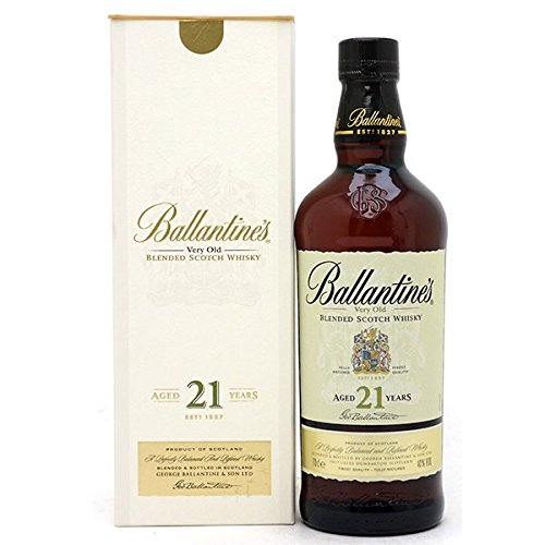 バランタイン 21年 40度 700ml 箱付並行品【スコッチウイスキー】((YCBT21J0))