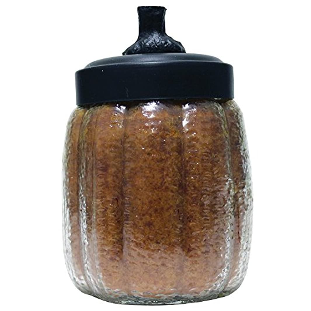 自宅で優勢効率A Cheerful Giver Papa's Pumpkin Pie Pumpkin Jar Candle, 15-Ounce by Cheerful Giver [並行輸入品]