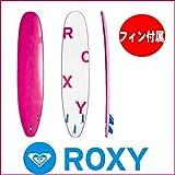 """ROXY ロキシー サーフボード ソフトボード ショート ファン ロング サーフィン ボード ショートボード ファンボード ロングボード (7'6"""")"""