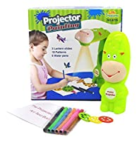 Little Treasures Projector Painting Set Trace and Draw Little Artist Play Set [並行輸入品]