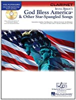 God Bless America and Other Star-Spangled Songs: For Clarinet (Hal Leonard Instrumental Play-Along)