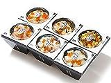 海鮮丼の素(ほっき貝・ほたて・甘えび・つぶ・いか・たこ)北のかいせん丼(甘海老・帆立・北寄貝・螺・烏賊・蛸)ホタテ・ホッキ貝・ツブ・甘エビ・タコ・イカ