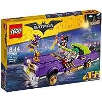 レゴ(LEGO) バットマンムービー ジョーカーのローライダー 70906
