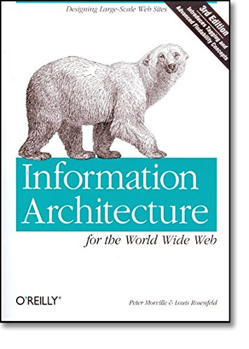 Information Architecture for the World Wide Webの詳細を見る