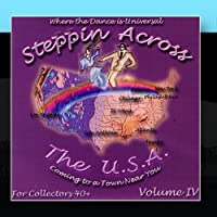 Steppin Adross The USA - Volume 4