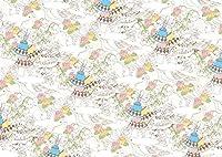 【ant!ant!!ant!!!】 おしゃれ紙 「幸せの鳩」 A4 10枚入 鐘をならすドリーミーな鳩