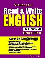 Preston Lee's Read & Write English Lesson 1 - 20 Global Edition