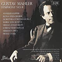 Mahler: Symphony No. 8 by Annelies Kupper