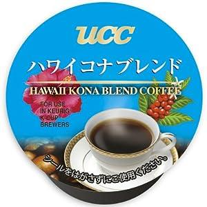 ブリュースター UCC ハワイコナブレンド 8g×12個