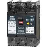 テンパール工業 Kシリーズ 分電盤協約形サイズ 漏電遮断器 OC付 40A 53KC4030