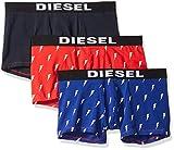 (ディーゼル) DIESEL メンズ ボクサーパンツ 3パックセット UMBX-SHAWNTHREEPACK Boxer 3pack 00SAB20BATE レッド系その他 E4031 M