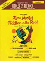 Fiddler on the Roof for Clarinet: Selections