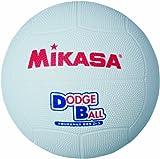 ミカサ ドッジボール ホワイト D1 10