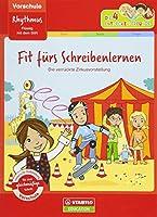 Fit fuers Schreibenlernen: fluessig mit dem Stift (Vorschule): Uebungsheft Rhythmus - Die verrueckte Zirkusvorstellung