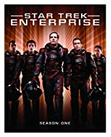 Star Trek: Enterprise - the Complete First Season [Blu-ray] [Import]