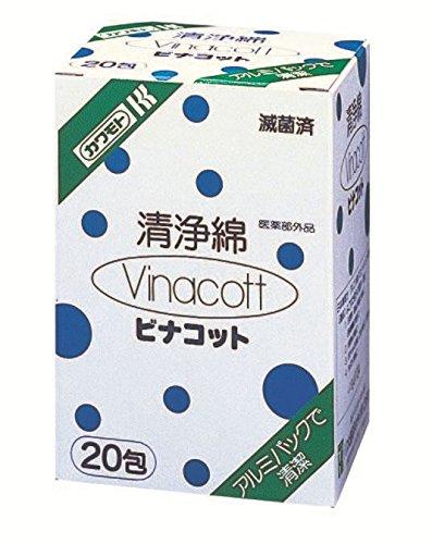 川本産業 ビナコット 20包