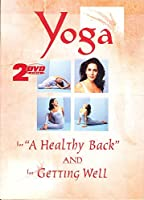 Yoga 3: For a Healthy Back & For Getting Well [DVD] [Import]
