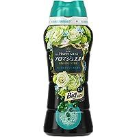 【大容量】 レノア ハピネス 香り付け専用剤 アロマジュエル エメラルドブリーズの香り 特大サイズ 885ml