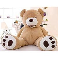 【哲学の部屋】ぬいぐるみ 特大 くま/テディベア 可愛い熊 動物 大きい くまぬいぐるみ/熊縫い包み/クマ抱き枕/お祝い/ふわふわぬいぐるみ 100cm