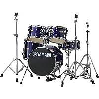 YAMAHA ドラムセット JK6F5DV + HWJK ヤマハ ジュニアキット スタンド類/フットペダル一括セット DPVディープバイオレット
