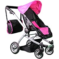 Mommy & Me Deluxe Babyboo Doll Stroller [並行輸入品]