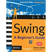Swing: A Beginner's Guide 1ED [Paperback] [Oct 12, 2006] SCHILDT