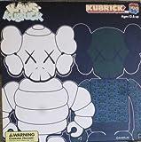KAWS KUBRICK セット(4) ABS&PVC 塗装済みアクションフィギュア