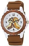 [シチズン キューアンドキュー]CITIZEN Q&Q 腕時計 ディズニー コレクション チップ&デール 10気圧防水 ウレタンベルト ブラウン HW02-003 レディース
