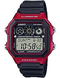 [カシオ]CASIO 腕時計 スタンダード AE-1300WH-4AJF メンズ