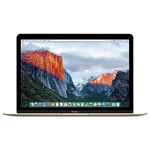 アップル 12インチMacBook: 1.3GHzデュアルコアIntel Core i5、512GB - ゴールド MNYL2J/A