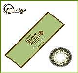 エンジェルカラーワンデー バンビシリーズ 1箱10枚入 【ヴィンテージオリーブ ±0.00】Angelcolor1day Bambi Vintage