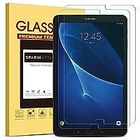 SPARIN [ 2パック] Galaxy Tab A 10.1スクリーンプロテクター、sm-t580モデル、0.3MM強化ガラス、bubble-free、スクラッチ防止スクリーンプロテクターfor Samsung Galaxy Tab A 10.1