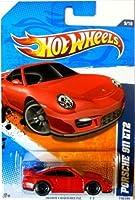 Hot Wheels Porsche 911 GT2 119 RED Nightburnerz 2011