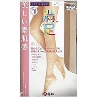 (フクスケ)Fukuske 満足 美しい素肌感 伝線しにくい JJM-L パンティストッキング