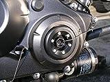 ティーエスアール(TSR) タイミングホールキャップスライダー キャップ部分:ブラックアルマイト/スライダー部分:ジュラコン(黒色) 11330-HW0-0BK
