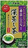 伊藤園 プレミアムティーバッグ 深蒸し茶 煎茶 20袋