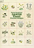 Danish Floral Charted Designs (Dover Embroidery, Needlepoint) 画像