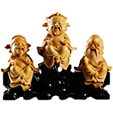 Solid Wood Carving Birthday Gifts Crafts Decorative Small Pieces Boutique Beauty Figure Ornaments