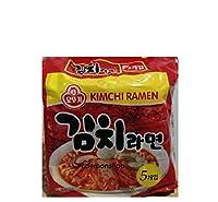 5個入り Ottogi Kimchi Ramen Noodle Korean food キムチ ラーメン