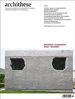Neomanie - Langeweile | Hype - Boredom: archithese 6.2014