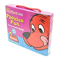 Clifford the Big Red Dog Phonics Fun Reading Program Pack 2(Clifford)
