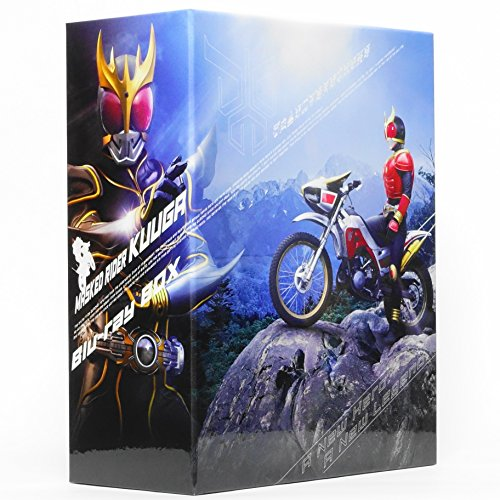 仮面ライダークウガ Blu‐ray BOX 【初回生産限定版】 全3巻セット [マーケットプレイス Blu-rayセット]